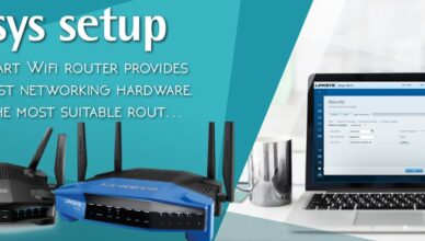 linksys router reset