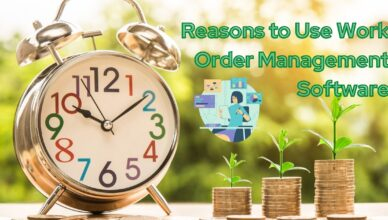 Reasons to Use Work Order Management Software