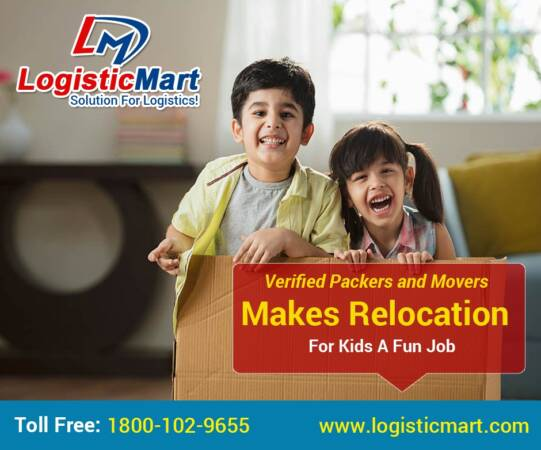 Packers and Movers in Bandra Mumbai - LogisticMart