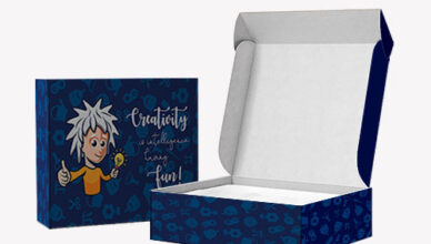 custom printed boxes for shipping