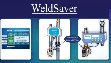 weldsaver- Automated welding systems and coolant control: Weldsaver
