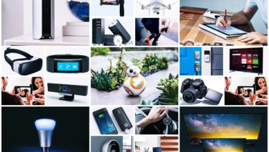 Gifts gadgets