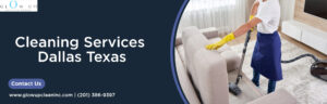 cleaning services, Dallas, Texas