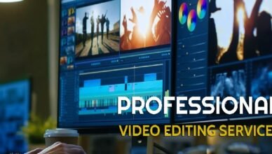Video Editing Services Singapore