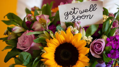 get well soon flowers- Express Your Emotions with Get well Soon Flowers