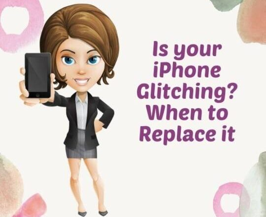 Is your iPhone Glitching? When to Replace it